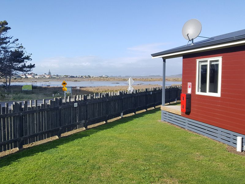 2 Bedroom Self Contained Units View Foxton Beach